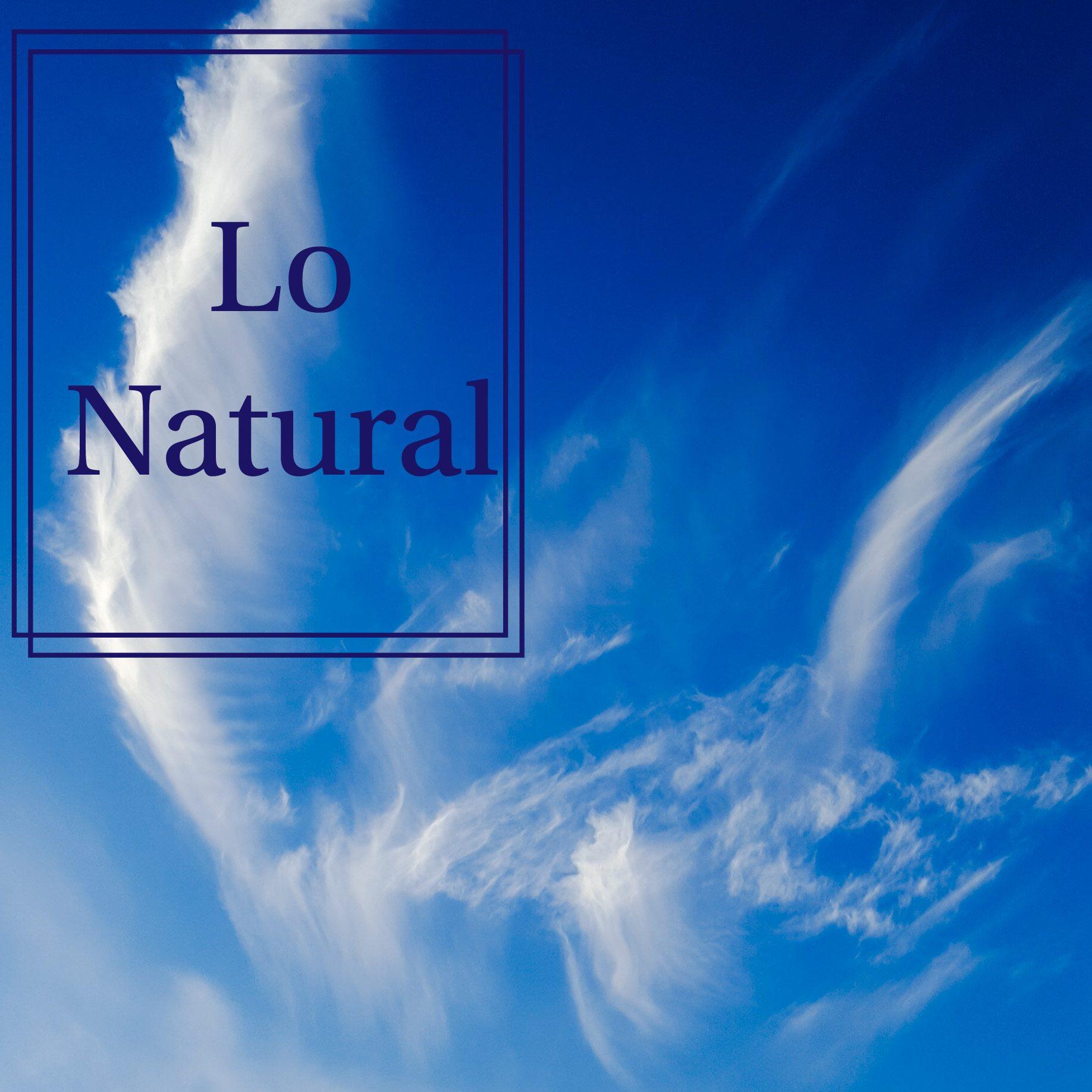 Lo natural